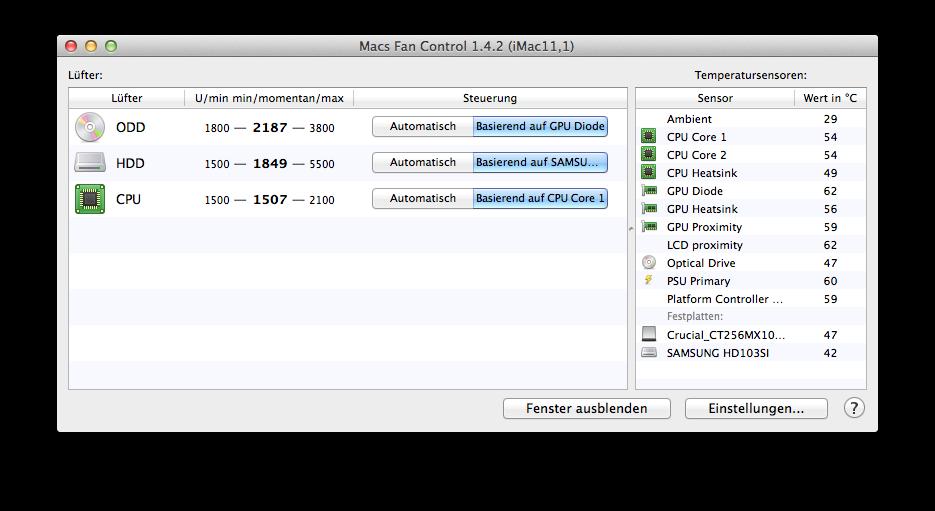macs fand control